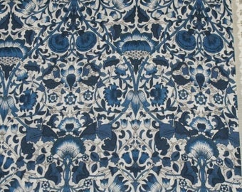 "A meter - 100cm x 135cm Liberty of London fabric ""Lodden"""