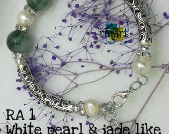 Borneo Pearl Bracelet