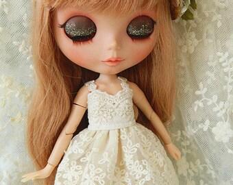 BD004 Lace Dress for Blythe/Licca