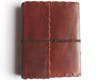 Leather Journal Diary Craft Handmade Leather Journal Notebook Diary sketchbook Normal Size Diary Plain Leather Diary gift book