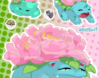 Pokémon Sticker Pack