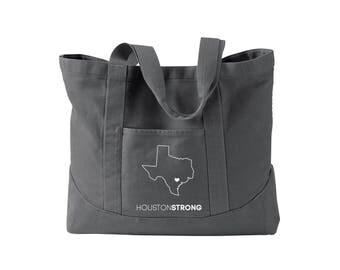 Hurricane Harvey Relief Tote - Houston Edition