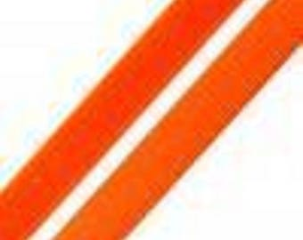 1 m Velcro orange neon 20 mm wide