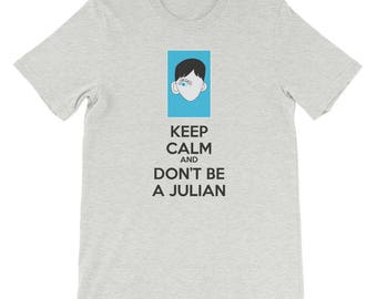 Keep Calm Choose Kind Wonder RJ Palacio anti bullying kindness positive message acceptance friendship motivation Wonder Movie Unisex T-Shirt