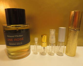 Frederic Malle - Une Rose 1-10ml travel samples, niche perfume