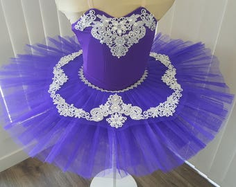 Royal Purple Tutu