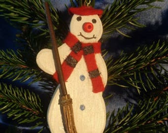 Christmas Decor hanging Figurine