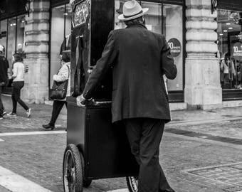 black and white photography, photography prints, street photography, street art, greece photography, wall art, prints, art prints, baarrel