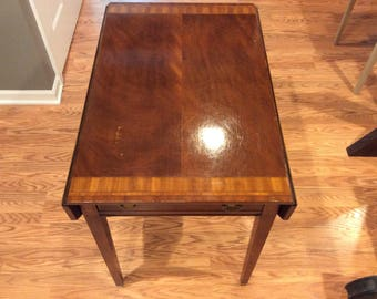 Drop Leaf Tables Etsy