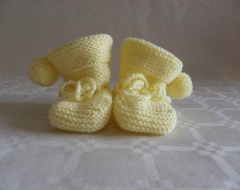 baby girl or boy yellow tassel