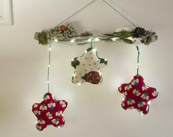 Mobile hanging - handmade - OOAK