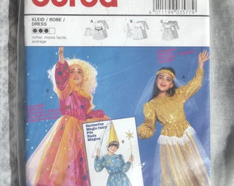 New Burda 3577 pattern child