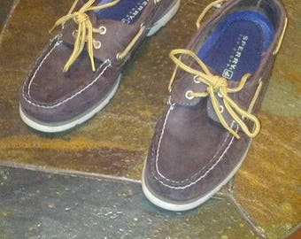 sperries size 8 Men's boat shoes
