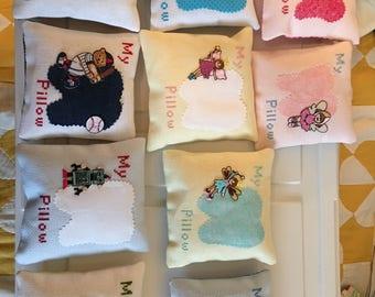Tooth Fairy Pillows