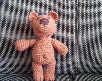 Toy mini bear