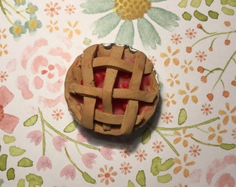 Pie Magnet or Charm