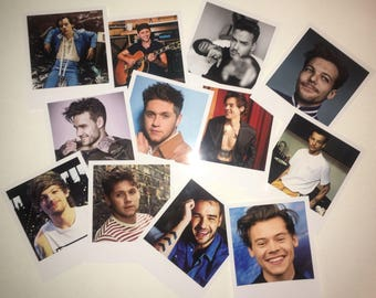 One Direction Sets of Polaroids