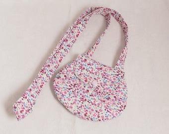 Pink/Purple shoulder bag
