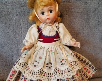 1980s German Doll