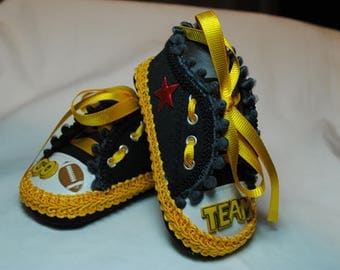 Go Team Shoes - 6 to 9 Months