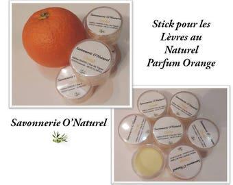 Natural Chapstick - Orange