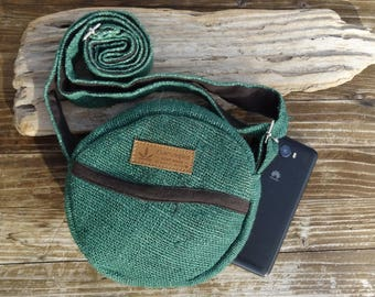 Hemp Shoulderstrap bag