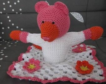 Teddy bear cotton dancer