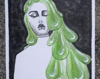 Goo Boy Watercolor