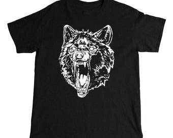 Insane Wolf T-Shirt