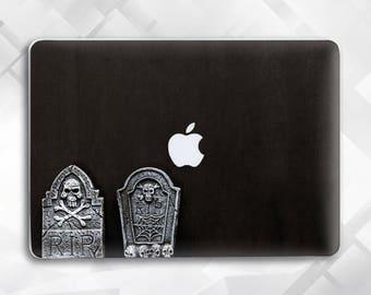 Coffin Halloween MacBook case  , Macbook retina case, Halloween Laptop Case, Macbook Air 11 13, Macbook Pro case 13 15 Macbook case