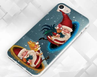 Santa Claus iPhone Case, iPhone X case. iPhone 8 case. iPhone 8 Plus. Samsung Galaxy S7.Meizu M2 note. Meizu MX4 Pro. Xiaomi Mi4 Xiaomi Mi5