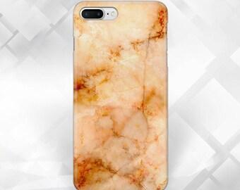 Orange Marble Case,iPhone X Case,iPhone 8,iPhone 7,iPhone 7 Plus,iPhone 6S,iPhone 5C,iPhone SE,Samsung S7,Samsung S8,Samsung S8 Plus