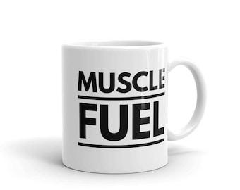 Muscle Fuel Coffee Mug