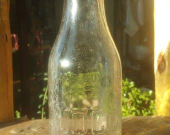 Union Dairy Co. milk bottle