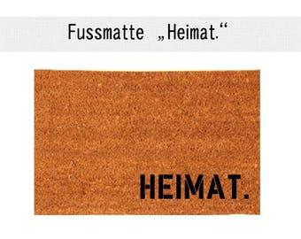 HOME. Coco - mat carpet door mat 40 x 60 cm