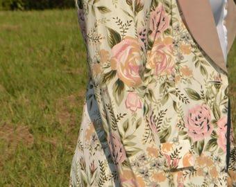 Victoria Floral Blazer