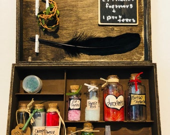 Harry Potter Inspired Potions Kit Decor