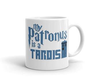 My Patronus is a T.A.R.D.I.S - Mug