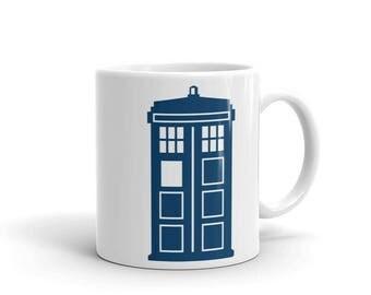 Doctor Who T.A.R.D.I.S -Mug