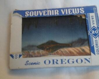 Vintage Oregon postcard  mailer
