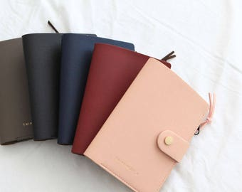 Zipper Passport Wallet (Passport Wallet,Passport Cover) - NEW