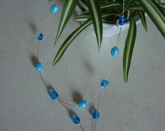Original turquoise necklace