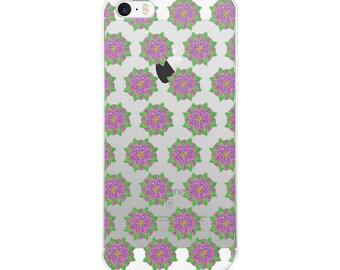 Mandala Inspired iPhone Case