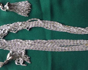 Vintage Sarah Coventry Necklace and Earring Set