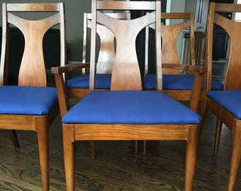 MCM Dinning Chairs by Kent Coffey