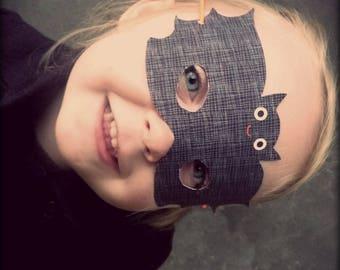 4 masques effroyables pour faire peur à ses parents !