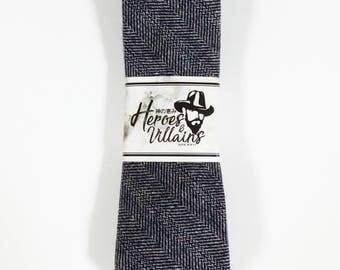 Rustic grey wool tie,skinny ties,yellow skinny tie,dapper skinny ties,groomsmen tie,floral ties,wedding ties,wool ties,dapper tie,grey tie