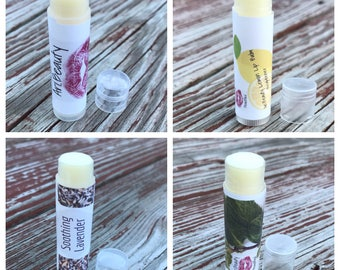 Ari.Beauty Natural Organic Lip Balms