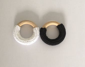 Crochet Teething Ring