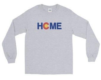 Colorado Home Long Sleeve T-Shirt